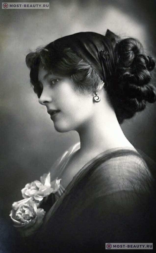 Фотографии женщин, сделанные более 100 лет назад