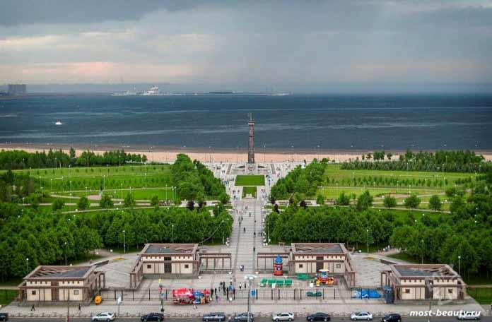 Парк 300-летия СпБ