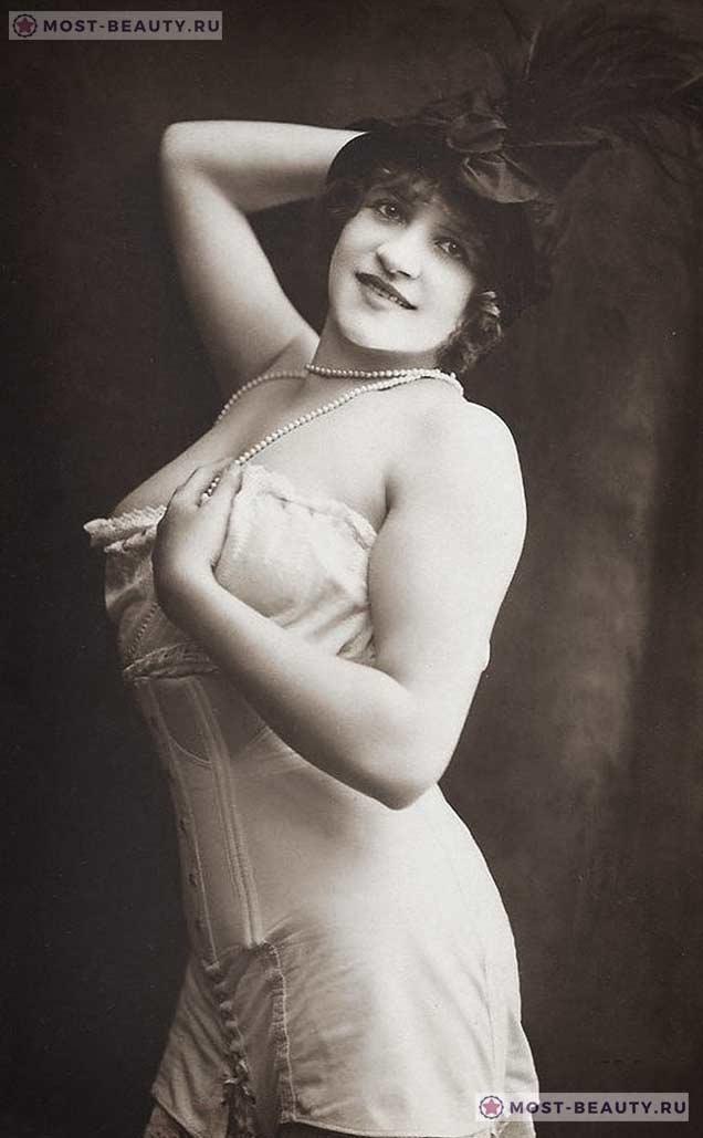 Фотографии прекрасных дам, сделанные более 100 лет назад