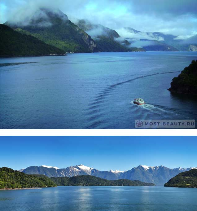 Aisen-Fjords
