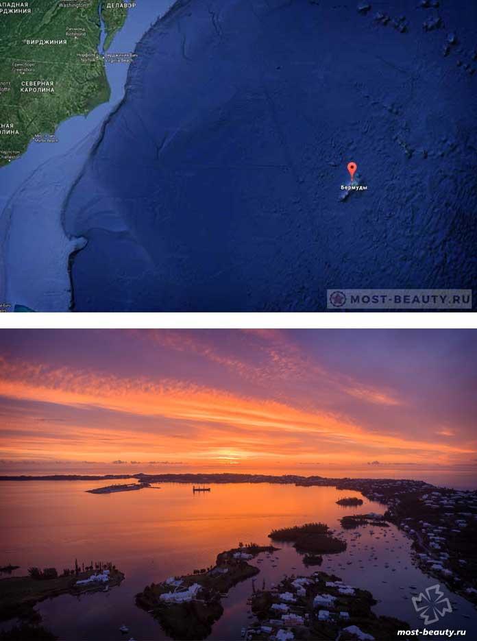 Бермудские острова. CC0