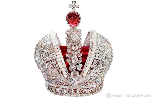 Большая императорская корона