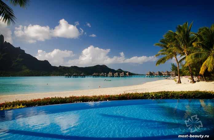 Райские острова: Бора-Бора. CC0