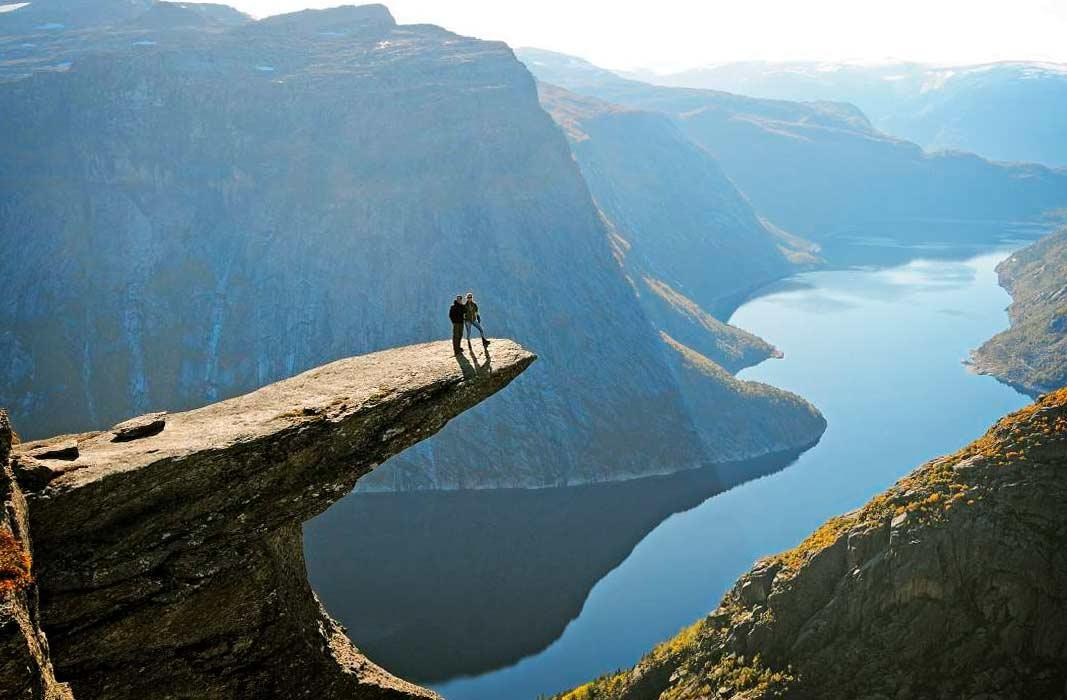 Фьорды Норвегии: список, описание, фото
