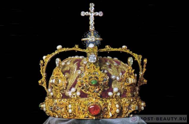 Королевство Швеция. 1561