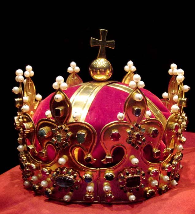 Корона Болеслава Храброго