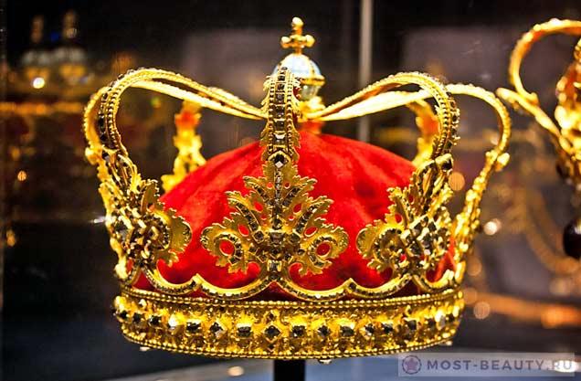 Корона королевы Софии Магдалены
