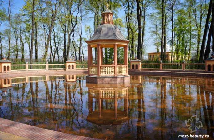 Красивые парки Санкт-Петербурга: Летний сад