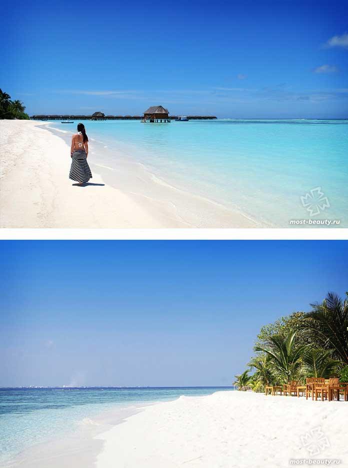 Красивые острова: Мальдивы. CC0