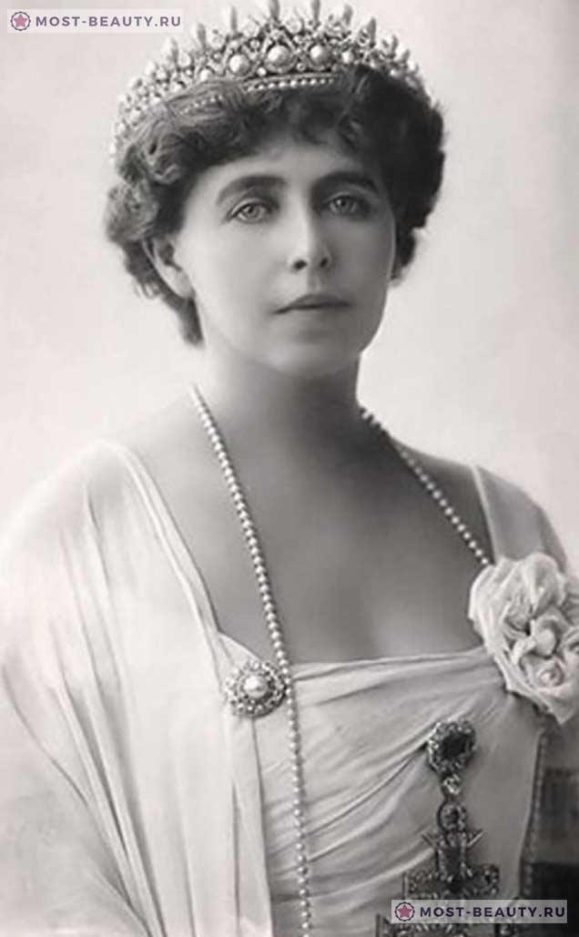 Мария Александра Виктория. Фотография сделана более 100 лет назад