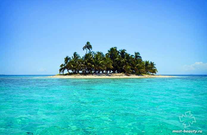 Райские острова планеты. CC0