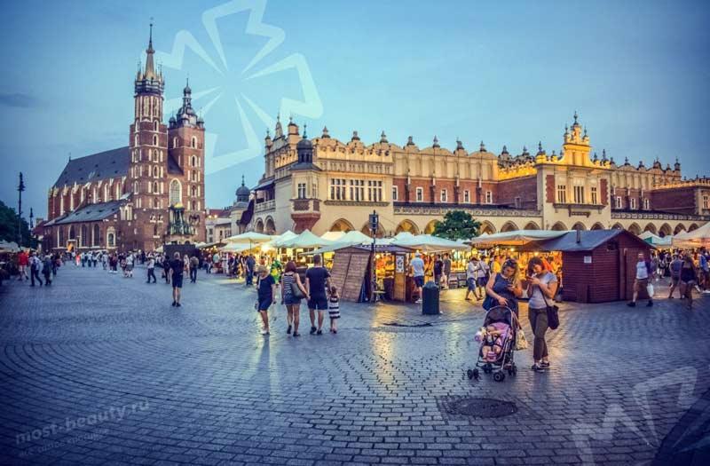 Польша. Краков. CC0