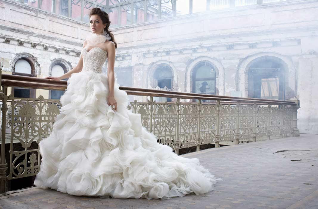 8d7c67023702834 Самые красивые свадебные платья сезона. (+ МНОГО ФОТО)