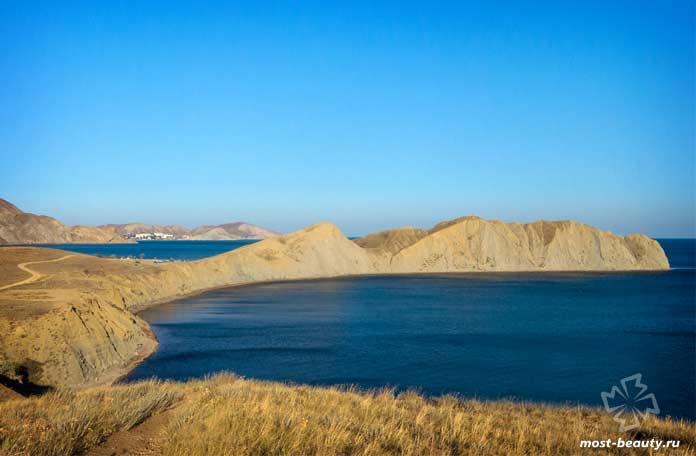 Лучшие бухты Крыма: Тихая бухта