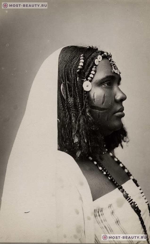 Женщина из Судана