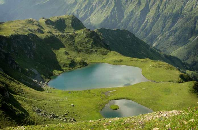 Долина 7 озёр