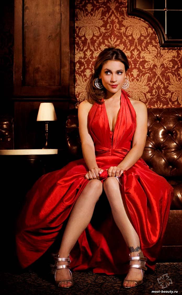 Самые привлекательные итальянки: Алисса Милано