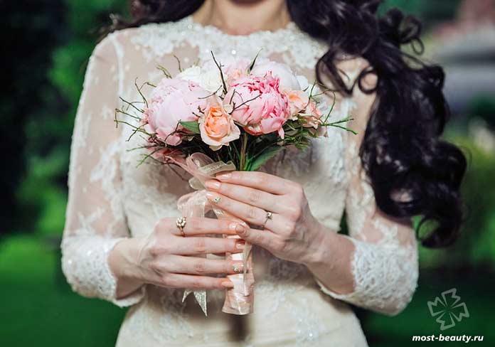 Свадебные букеты цветов. CC0