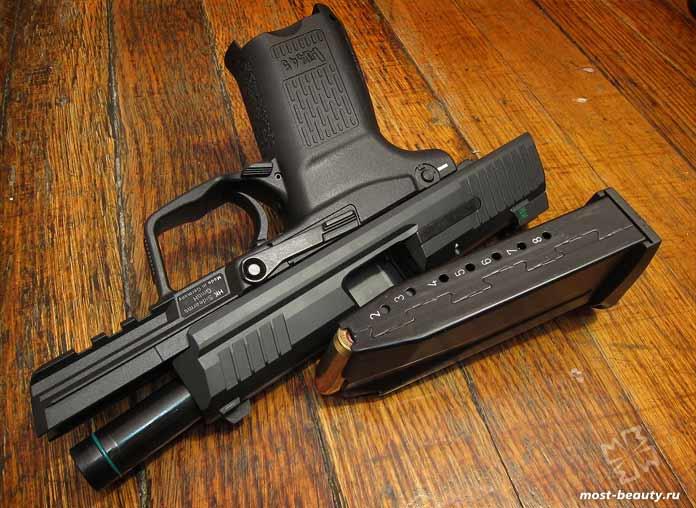 Самые мощные пистолеты: FN-FNP 45