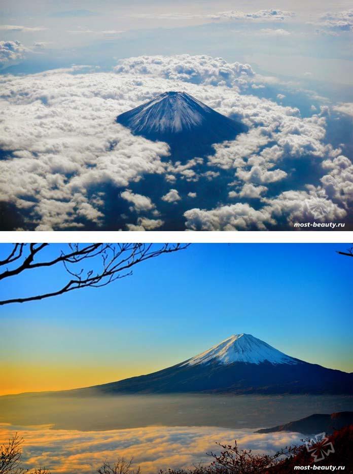 Достопримечательности Японии: гора Фудзияма. CC0