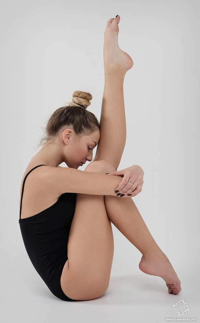 Самые красивые гимнастки. CC0