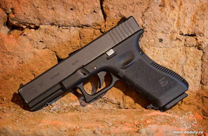 Glock-17. CC0