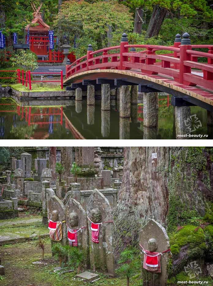 Достопримечательности Японии: Гора Коя-сан. CC0