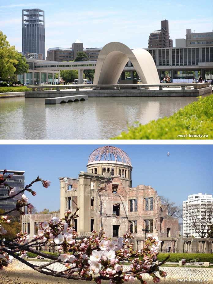 Удивительные достопримечательности Японии: Мемориал мира в Хиросиме. CC0