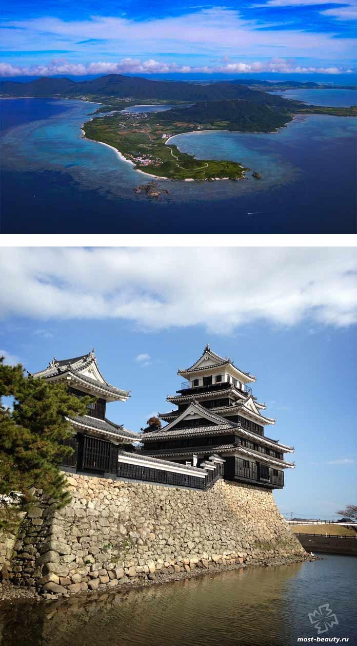 Достопримечательности Японии: Остров Исигаки. CC0