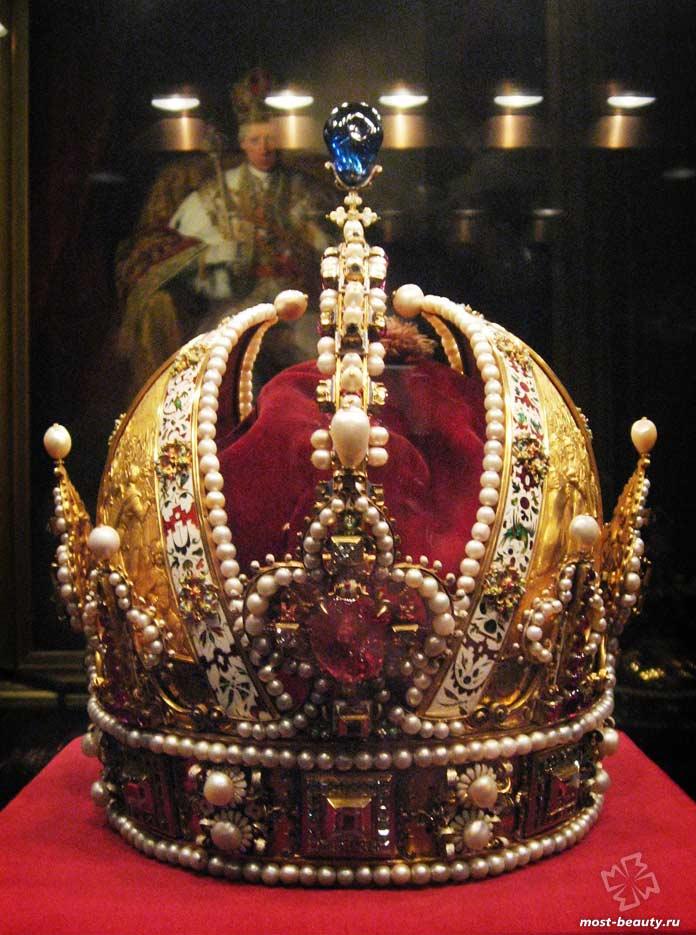 Самые красивые короны: Корона Австрийской империи. CC0