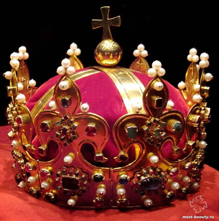 Самые красивые короны: Корона Болеслава Храброго