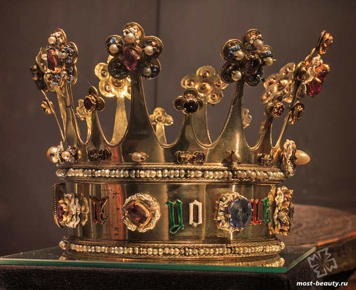 Корона Маргариты Йоркской