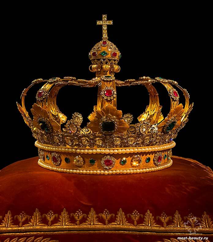 Самые красивые короны. CC0