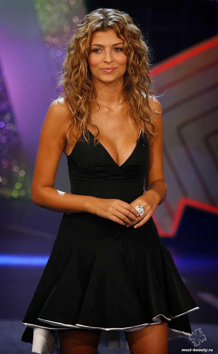 Красивые итальянки: Кристина Кьяботто