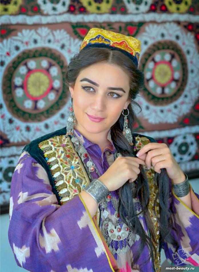Самые красивые таджички: Макнуна Ниёзова в молодости