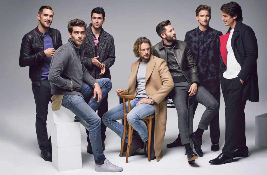 Самые красивые мужчины модели мира ( 18 ФОТО )