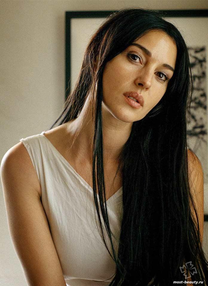 Самые красивые итальянки в истории: Моника Беллуччи