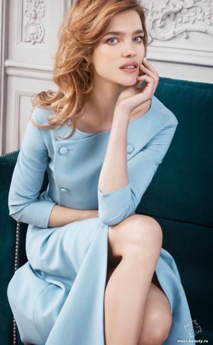 Очень красивые модели: Наталья Водянова