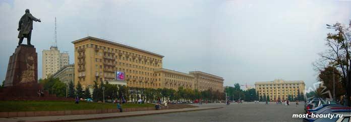 Площадь Свободы. CC0