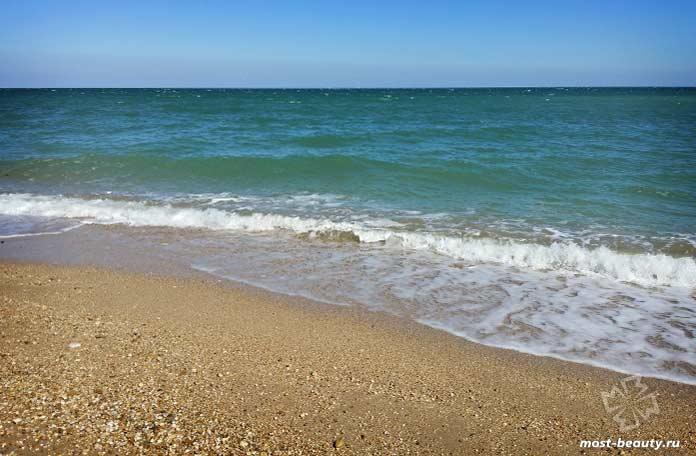 Красивые пляжи Крыма. CC0