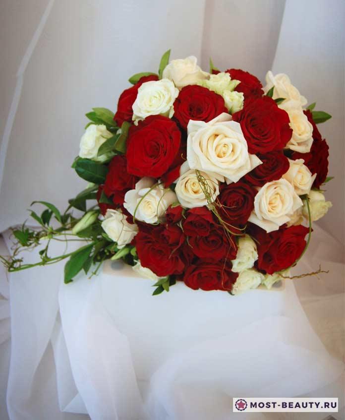 Красивые букеты цветов: Розы