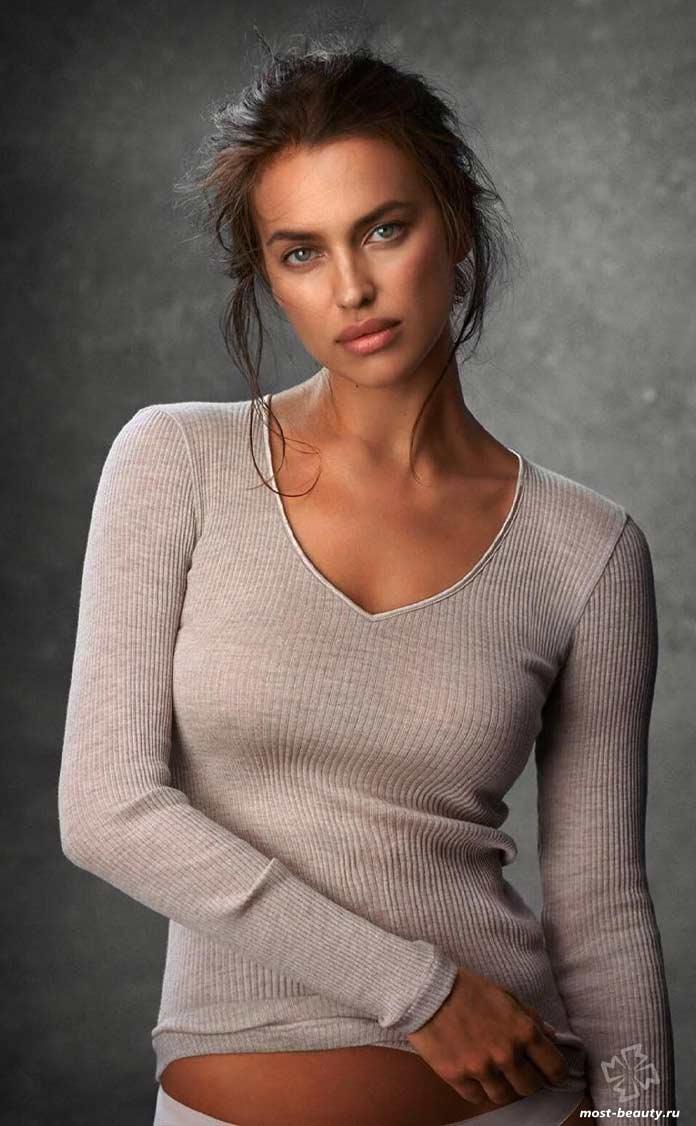 Самые знаменитые модели: Ирина Шейк