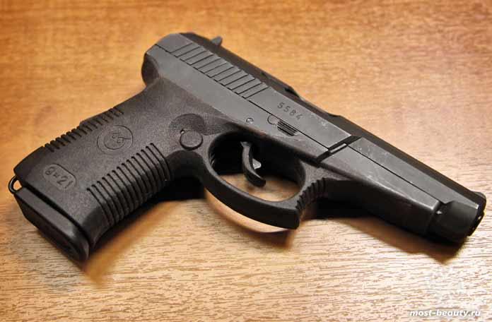 Очень мощные пистолеты: СР-1