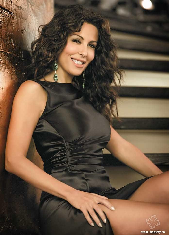 Самые привлекательные итальянки: Сабрина Ферилли