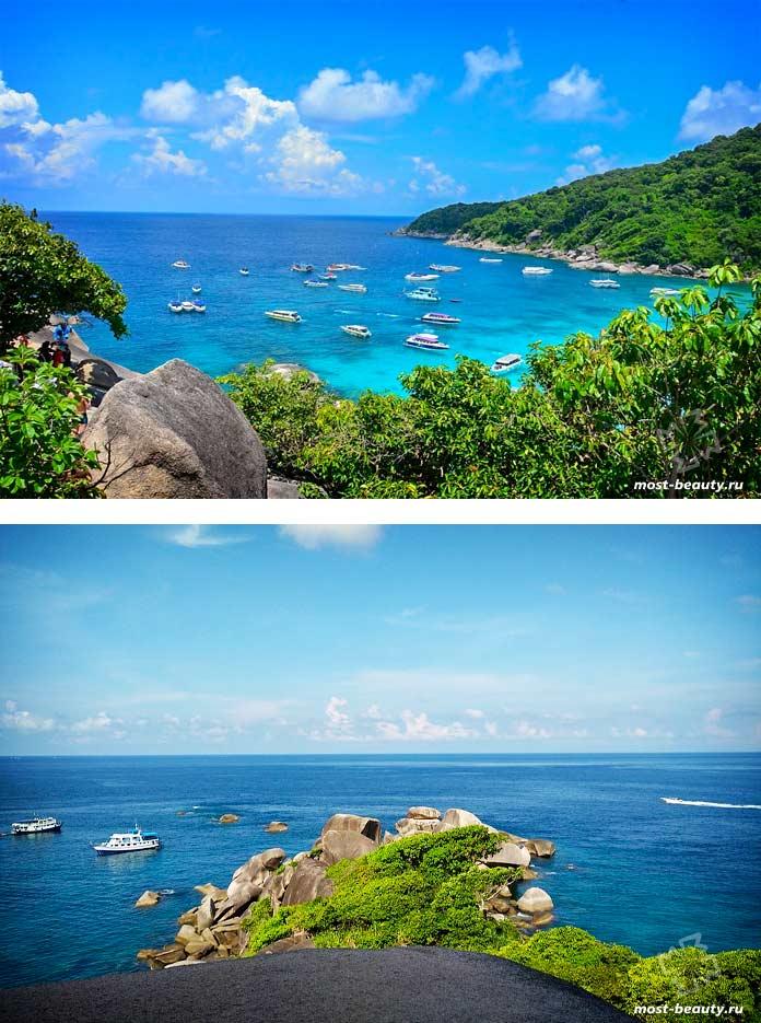 Симиланские острова. CC0