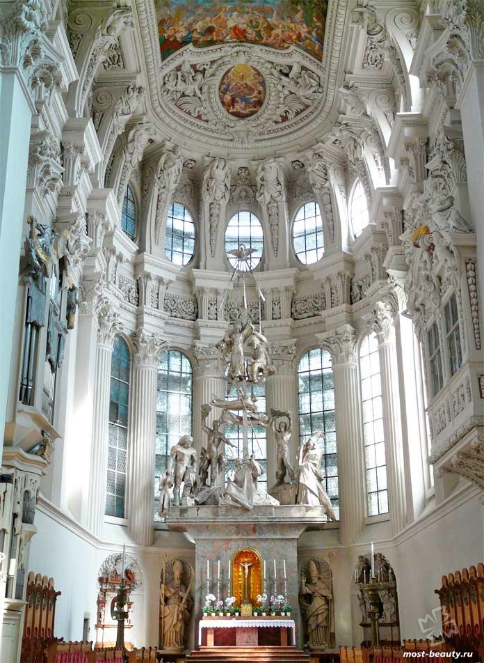 Самые красивые места Австрии: Собор Святого Стефана. CC0
