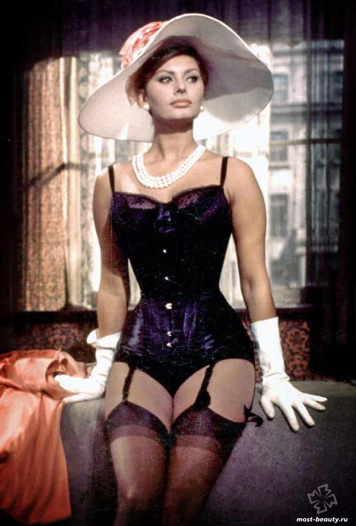 Самые красивые итальянки в истории: Софи Лорен