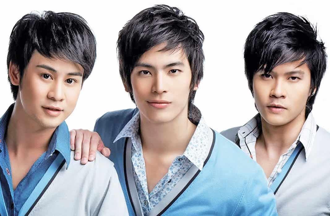 Таиские актеры
