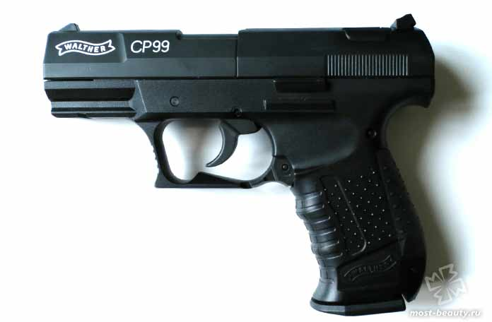 Walther P99.  CC0