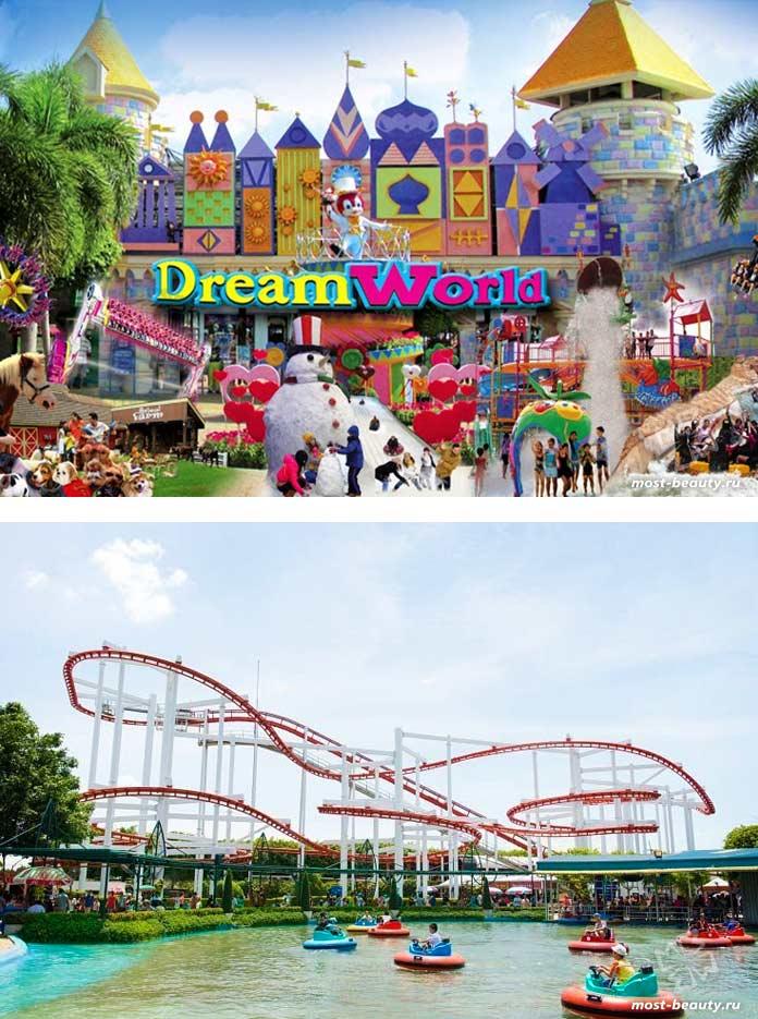 dream world thailand